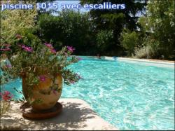 Vue piscine rz42m