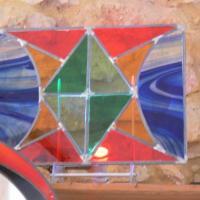 vitraux des élèves stage début octobre2009