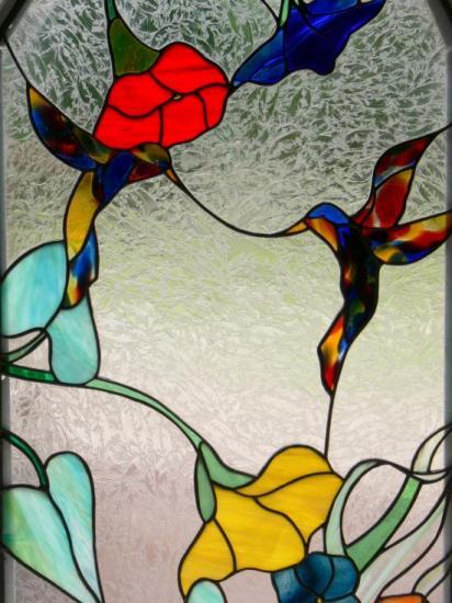 vitrail de atelier