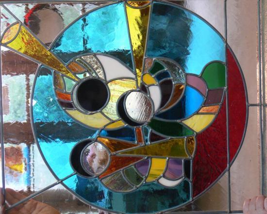 vitrail monique