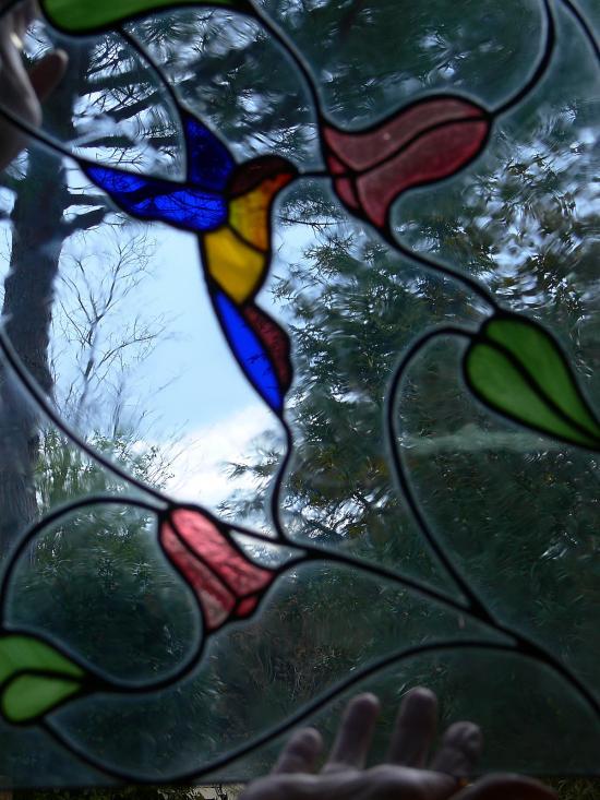 vitraux d'evelyne