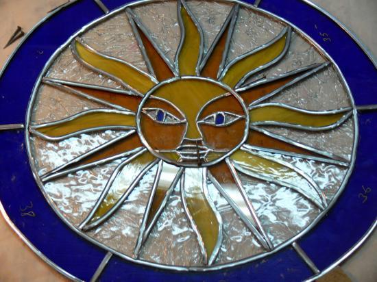 soleil réalisé par HERVE