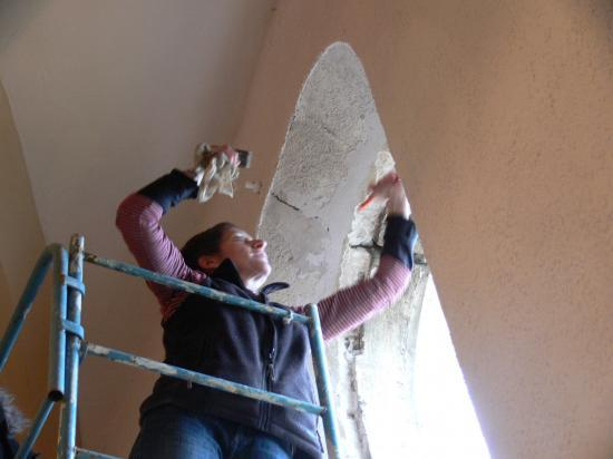stage vitrail restauration