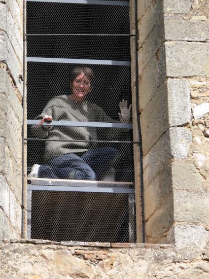 Restauration de vitraux